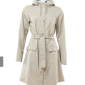 Rains Curve rain jacket